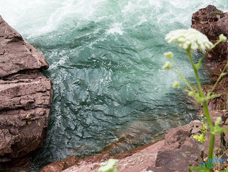 рафтинг в Адыгее. река Белая 7