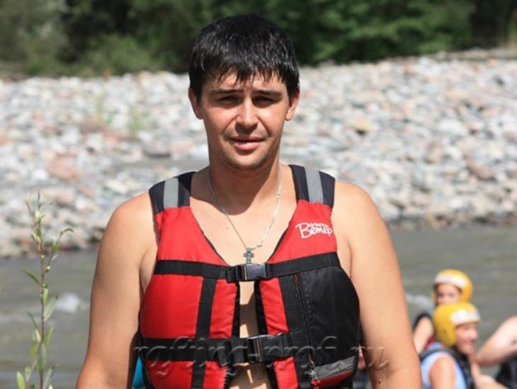 Сплав на байдарках в Краснодарском крае 9