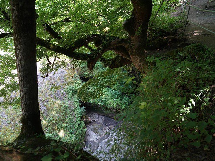 Водопады Ручья Руфабго 45