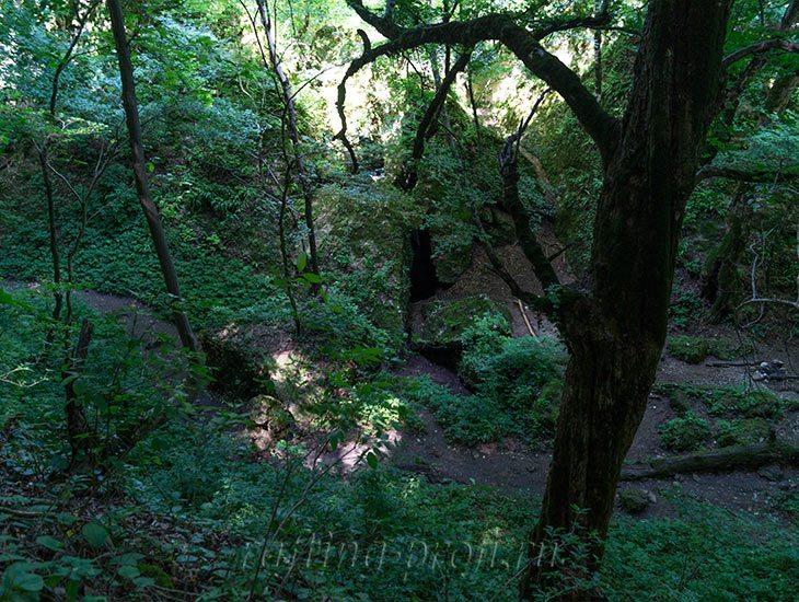 Водопады Ручья Руфабго 48