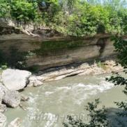 Водопады Ручья Руфабго 53
