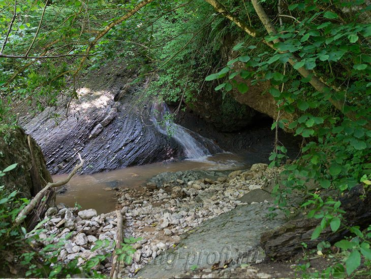 Водопады Ручья Руфабго 34