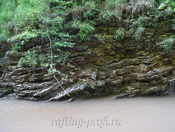 Водопады Ручья Руфабго 17