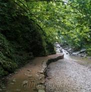 Водопады Ручья Руфабго 18