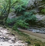 Водопады Ручья Руфабго 13