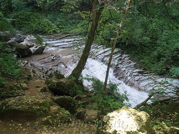 Водопады Ручья Руфабго 5