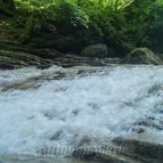 Водопады Ручья Руфабго 9