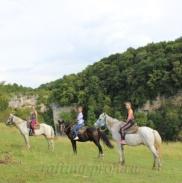 Конные Прогулки В Горах Адыгеи 12
