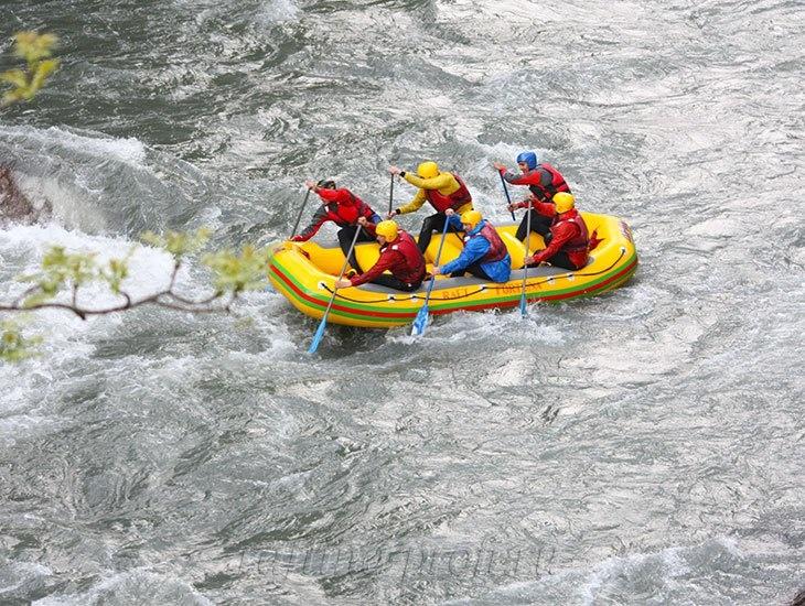 трехдневный рафт-тур по реке Кубань 30