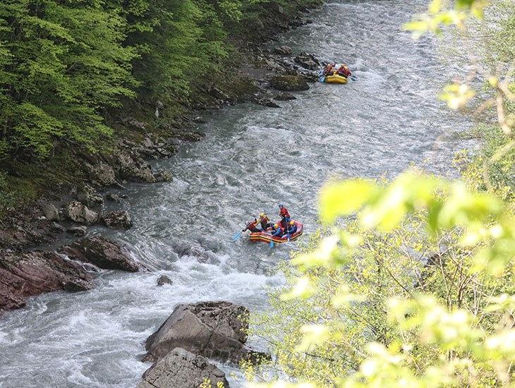 трехдневный рафт-тур по реке Кубань 26