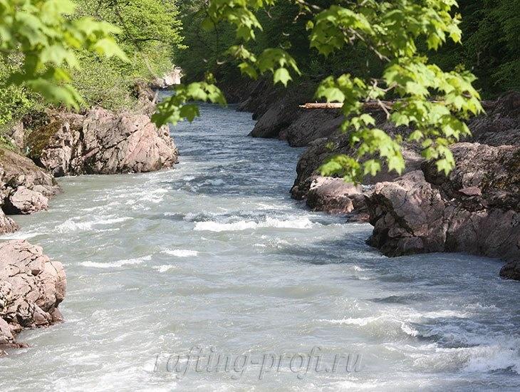 трехдневный рафт-тур по реке Кубань 16