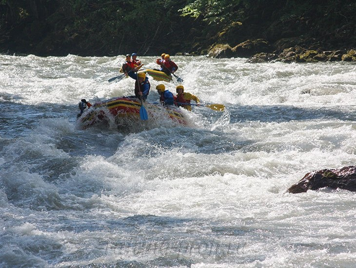 трехдневный рафт-тур по реке Кубань 11