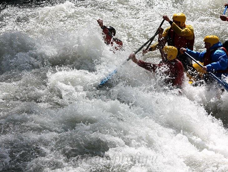 трехдневный рафт-тур по реке Кубань 4