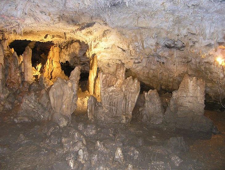 экскурсии из Краснодара «По диким пещерам» 13