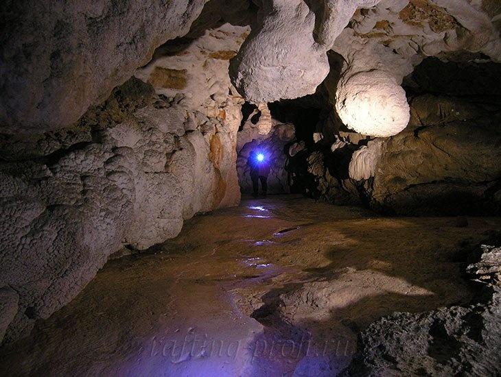 экскурсии из Краснодара «По диким пещерам» 23