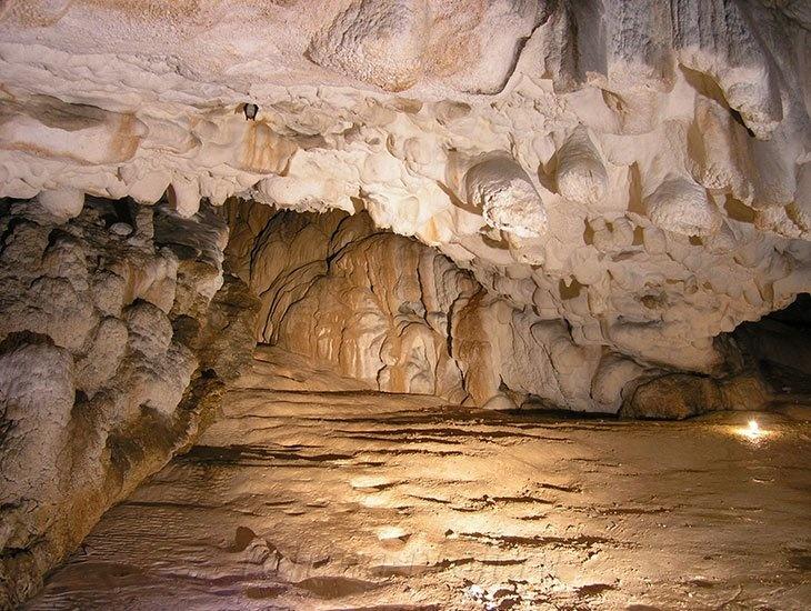 экскурсии из Краснодара «По диким пещерам» 18