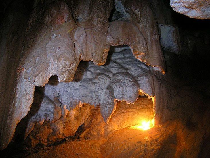 экскурсии из Краснодара «По диким пещерам» 17