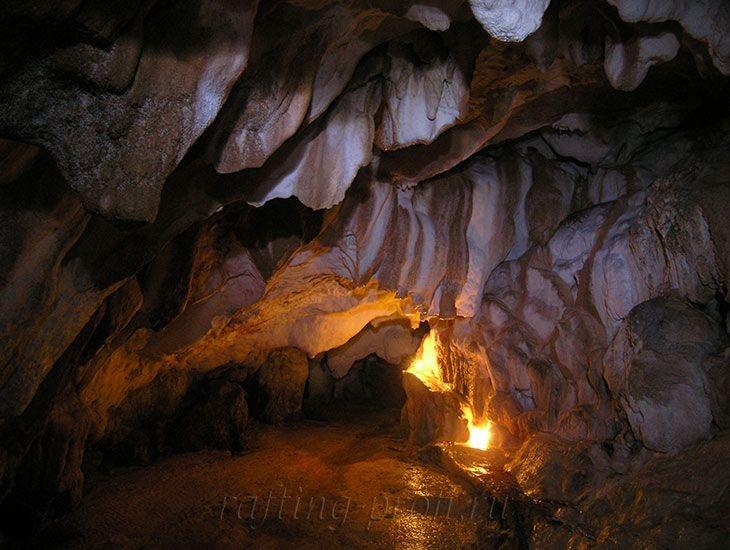 экскурсии из Краснодара «По диким пещерам» 15