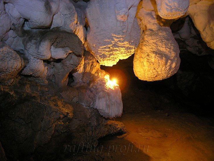 экскурсии из Краснодара «По диким пещерам» 3