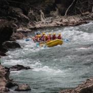 Рафтинг Река Белая 4