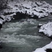 Рафтинг Зимой По Реке Белой 5