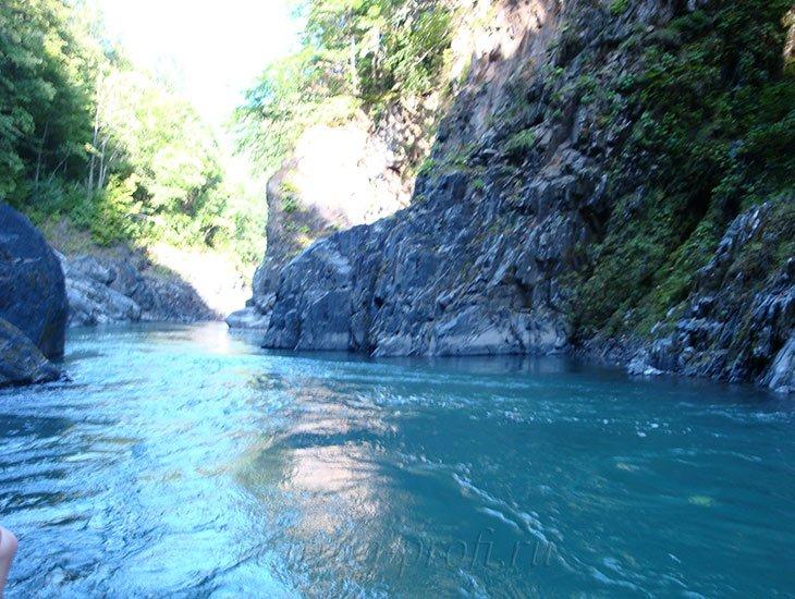 маршрут Серёгин каньон 23
