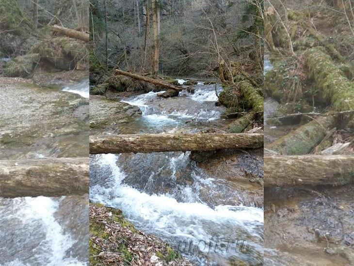 Ущелье водопадов. Экскурсия на выходные 16