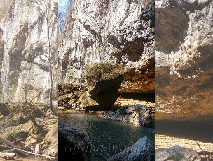 Ущелье водопадов. Экскурсия на выходные 10
