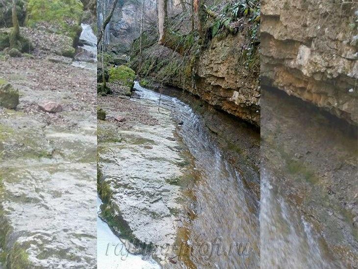 Ущелье водопадов. Экскурсия на выходные 9