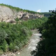 Рафтинг В Адыгее. Река Белая 5