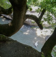 Водопады Ручья Руфабго 43