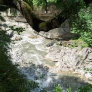 Водопады Ручья Руфабго 55
