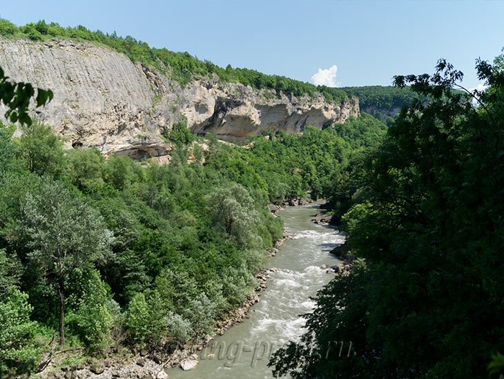 Водопады Ручья Руфабго 47
