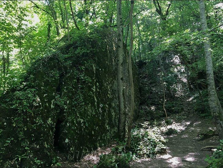 Водопады Ручья Руфабго 37
