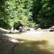 Водопады Ручья Руфабго 23