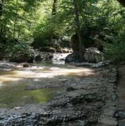 Водопады Ручья Руфабго 3