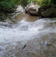Водопады Ручья Руфабго 2