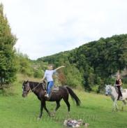 Конные Прогулки В Горах Адыгеи 10