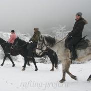 Конные Прогулки В Горах Адыгеи 3