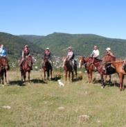 Конные Прогулки В Горах Адыгеи 5