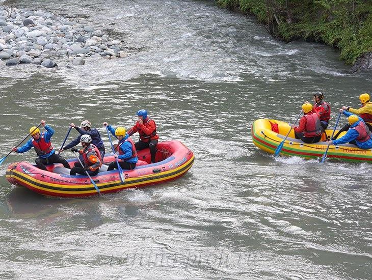 трехдневный рафт-тур по реке Кубань 37
