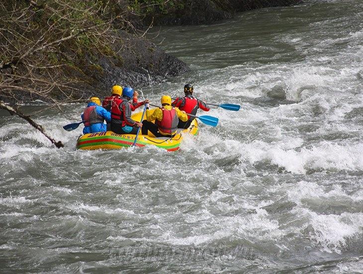 трехдневный рафт-тур по реке Кубань 35