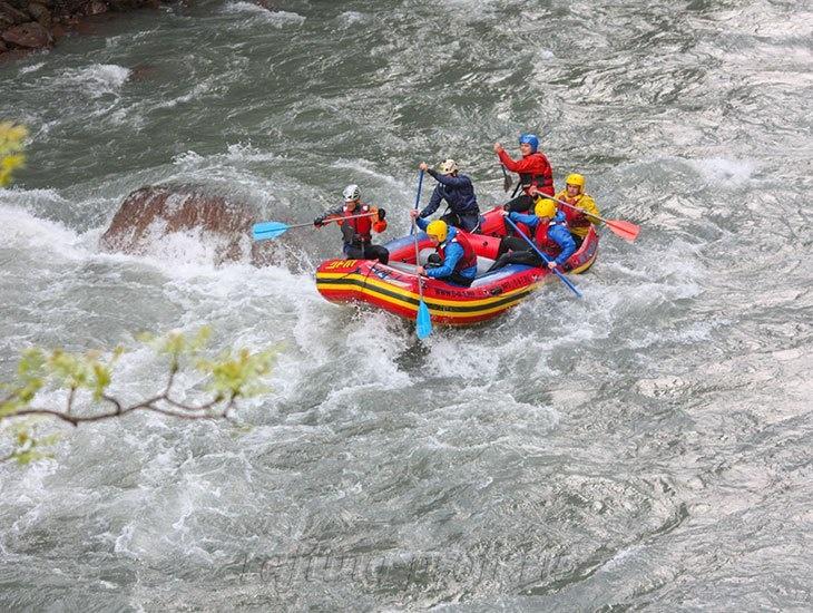 трехдневный рафт-тур по реке Кубань 32