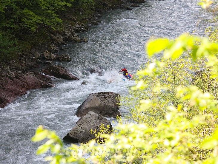 трехдневный рафт-тур по реке Кубань 25