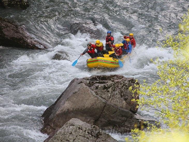 трехдневный рафт-тур по реке Кубань 24