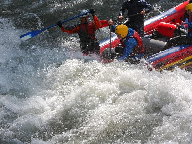 трехдневный рафт-тур по реке Кубань 5