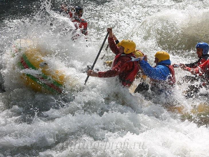 трехдневный рафт-тур по реке Кубань 3