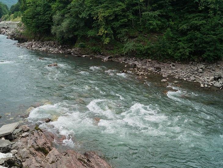 Рафтинг река Белая 35
