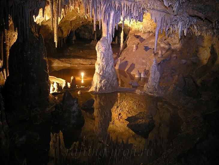 экскурсии из Краснодара «По диким пещерам» 4