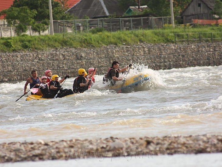 Рафтинг река Белая 32